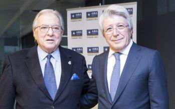 La Fundación A.M.A. y la Fundación Atlético de Madrid renuevan su convenio de colaboración