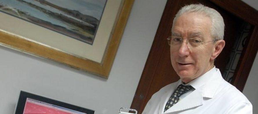 Miguel Aizpún, dermatólogo