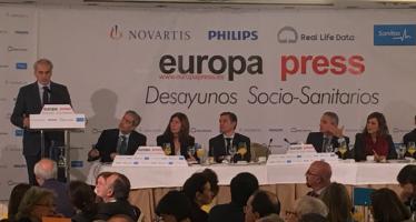 El Consejero de la Comunidad de Madrid dotará a la región de 5 robots Da Vinci