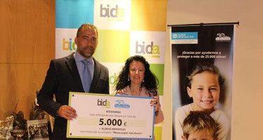 Bidafarma colabora en una campaña con Aldeas Infantiles