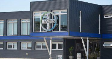Los títulos de Bayer lideran las subidas del EuroStoxx 50