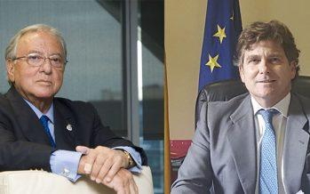 Altos ejecutivos de A.M.A. visitan la embajada de España en Ecuador