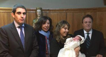 Bautizo en la gran familia Sanifax