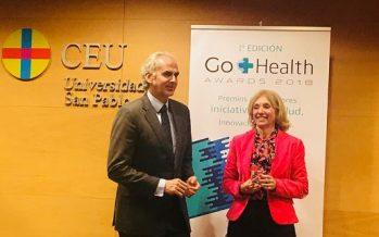 Cofares premiado con el 'Go Health Awards' por Destino Salud