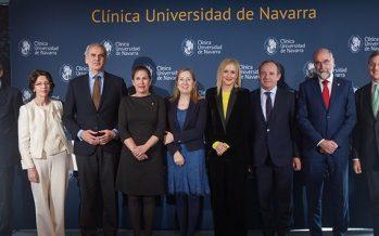Se inaugura la Clínica Universidad de Navarra en Madrid