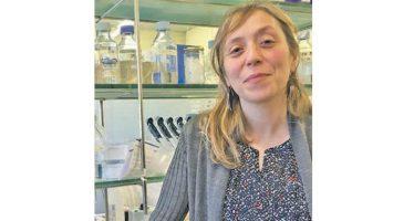 """Julia García: """"El objetivo es poder diseñar nuevas vacunas que permitan que la gente se pueda curar de la enfermedad"""""""