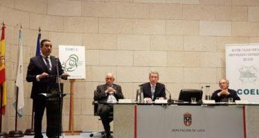 Óscar Castro, nombrado Miembro de Honor del Colegio de Odontólogos y Estomatólogos de Lugo