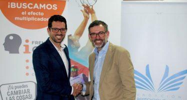 Freno al Ictus y Fundación Alberto Contador colaboran en el abordaje del ictus