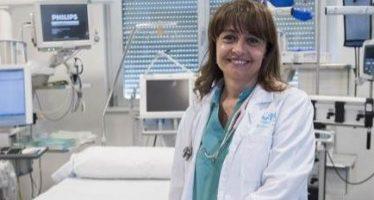 """M.C. Martín: """"Queremos posicionar el modelo de medicina intensiva en España"""""""