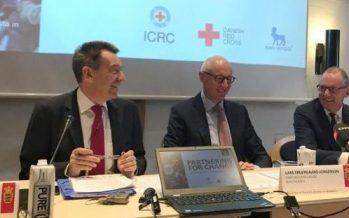 Cruz Roja y Novo Nordisk acuerdan abordar la atención de enfermedades crónicas en crisis humanitarias