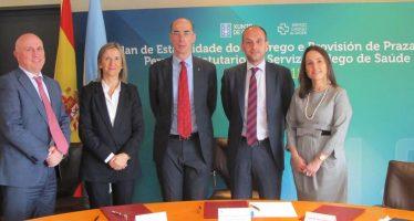 Novartis y el Sergas renuevan su acuerdo de colaboración para promover la investigación y atención sanitaria