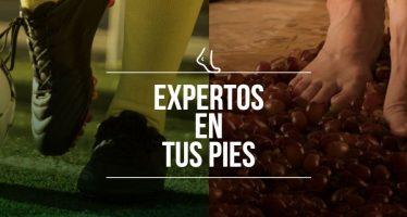 """""""Expertos en nada"""", la nueva campaña de los podólogos madrileños"""