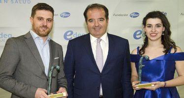 Pfizer entrega sus premios a la Innovación Científica para Jóvenes Investigadores 2017