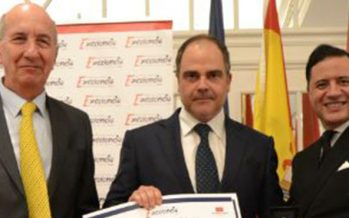 Roberto Úrbez (BMS), premiado con estrella de oro del IEP