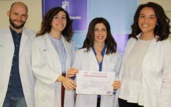 Médicos de Toledo reciben un galardón por su estudio sobre la predicción del declive funcional en ancianos