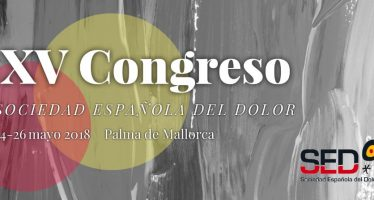 El XV Congreso de la SED reunirá a cerca de 900 expertos en dolor