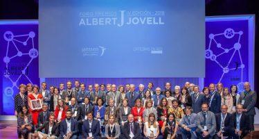 La IV edición del Foro Premios Albert Jovell reconoce 19 proyectos centrados en el paciente