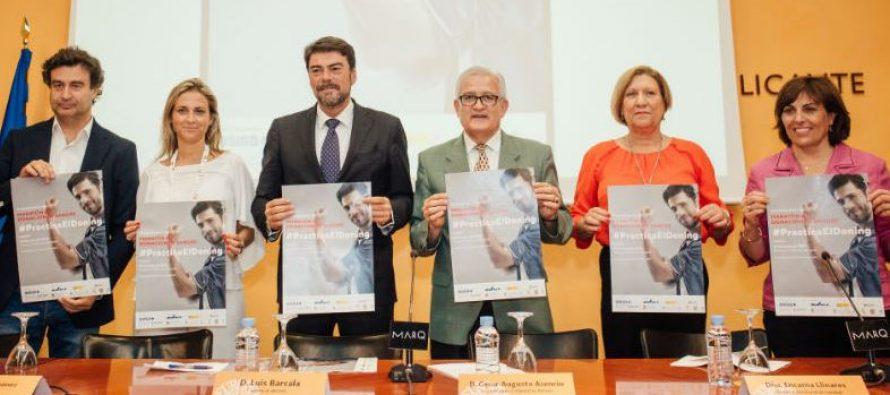 """Asisa organiza en Alicante la maratón de donación de sangre """"Al servicio de la vida"""""""