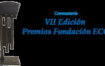 La Fundación ECO convoca sus premios a la lucha contra el cáncer