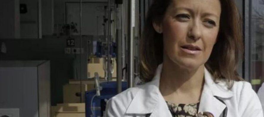 """R. García: """"Avanzamos hacia una tecnología que permita una secuenciación masiva del cáncer de pulmón"""""""