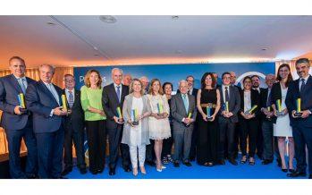 Reportaje gráfico Premios ConSalud 2018