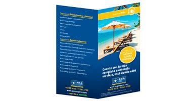 A.M.A. lanza su gama de seguro de viajes