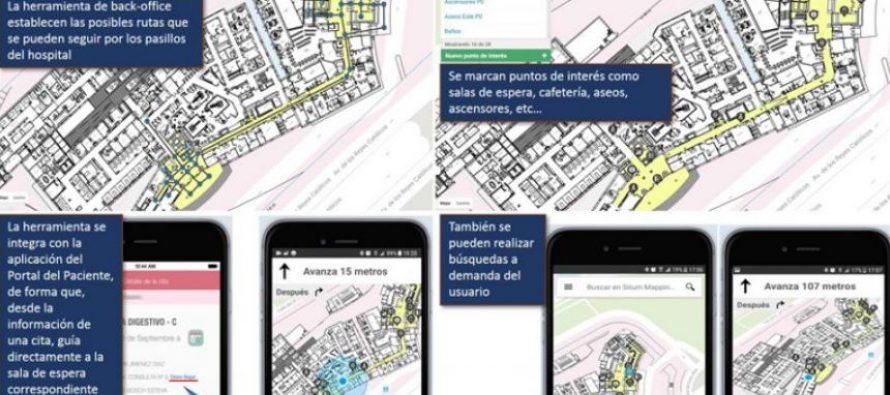 La Fundación Jimenez Díaz lanza una App que guía al paciente en su visita al centro