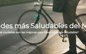 España entre las ciudades más saludables del mundo