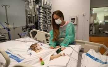 Trasplantan con éxito el hígado de un donante menor de edad a una niña de 13 años y a un bebé de 8 meses