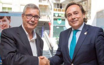 A.M.A. Vida firma las pólizas colectivas de Vida con los Colegios de Podólogos de Galicia y Dentistas de Salamanca