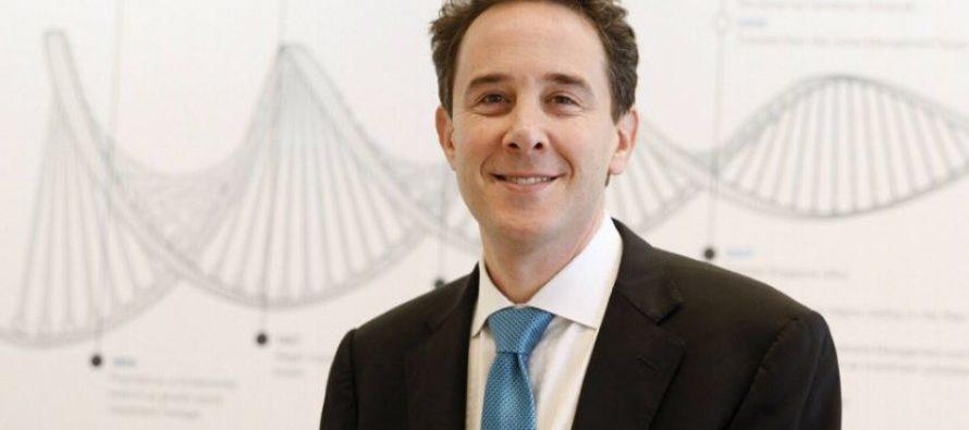 """Andy Acker: """"Hay más de 7.000 enfermedades raras y menos del 5% tiene tratamiento"""""""