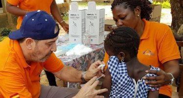 La Fundación IHP y Grupo IHP Pediatría, juntas por la vacunación contra la meningitis en Costa de Marfil