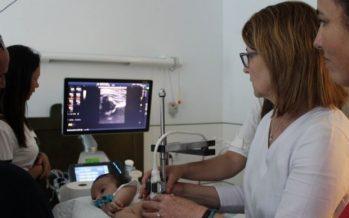 Hospiten Roca, primer centro de Canarias que forma a sus especialistas en ecografía pediátrica avanzada