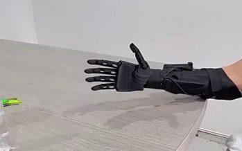 La realidad virtual mejora la sensación que tienen los amputados con sus prótesis
