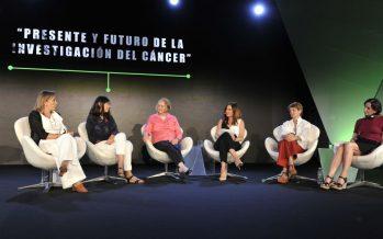 La premio Nobel Elizabeth Blackburn visita España de la mano de Constantes y Vitales