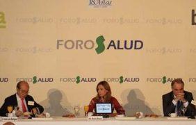 Marina Álvarez destaca el papel de la farmacia en la sanidad andaluza