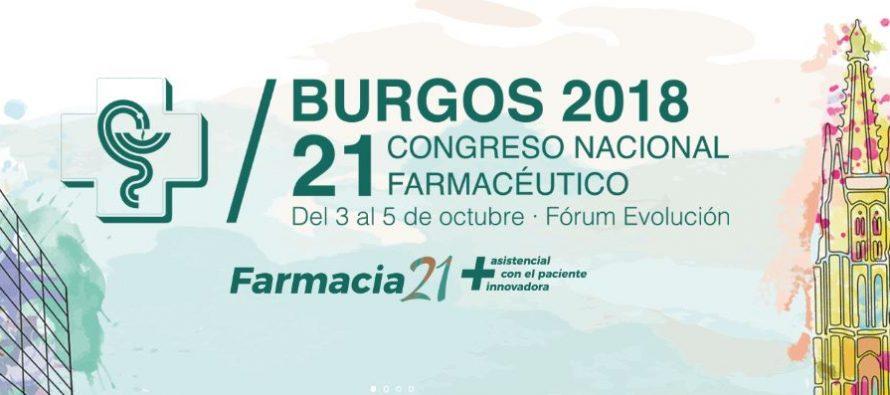XXI Congreso Nacional Farmacéutico