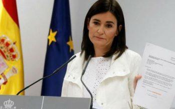 Carmen Montón niega irregularidades en la obtención del master de la URJC