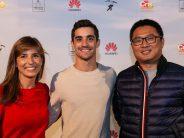 Huawei, CRIS Contra el Cáncer y Javier Fernández, juntos en la lucha contra el cáncer infantil