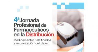 La IV Jornada de Distribución Farmacéutica abordará la implantación del SEVEM