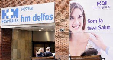 El Hospital Delfos de Barcelona se incorpora a la red asistencial de HM Hospitales