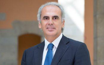 """E. Ruiz Escudero: """"Hemos elaborado una estrategia de terapias avanzadas"""""""