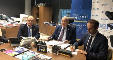 Convenio de colaboración entre AMA Vida y el Colegio de Dentistas de Madrid