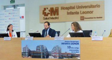 El Infanta Leonor inicia un proyecto para ser 'Hospital amable para la persona Mayor'
