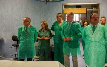 El Hospital Infanta Elena culmina la renovación del área quirúrgica con tres nuevos quirófanos