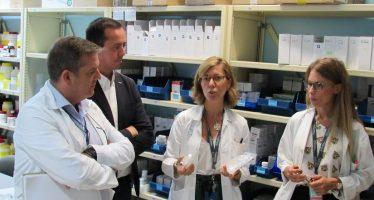 Crean una App para dar más seguridad al suministro de fármacos