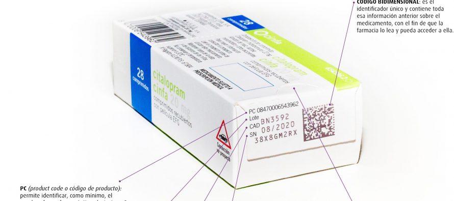 Cinfa incorpora un doble sistema de seguridad a sus medicamentos