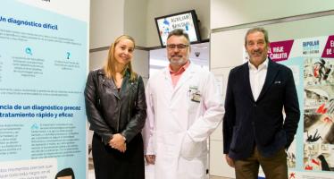 Trastorno Bipolar: El Hospital Ramón y Cajal organiza una exposición para concienciar sobre su diagnóstico