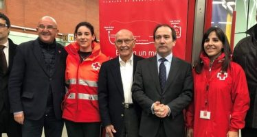 'Estás a un metro de salvar muchas vidas', campaña para promover la donación de sangre