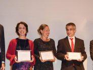 El COFM premia la dedicación profesional en su Día del Colegiado